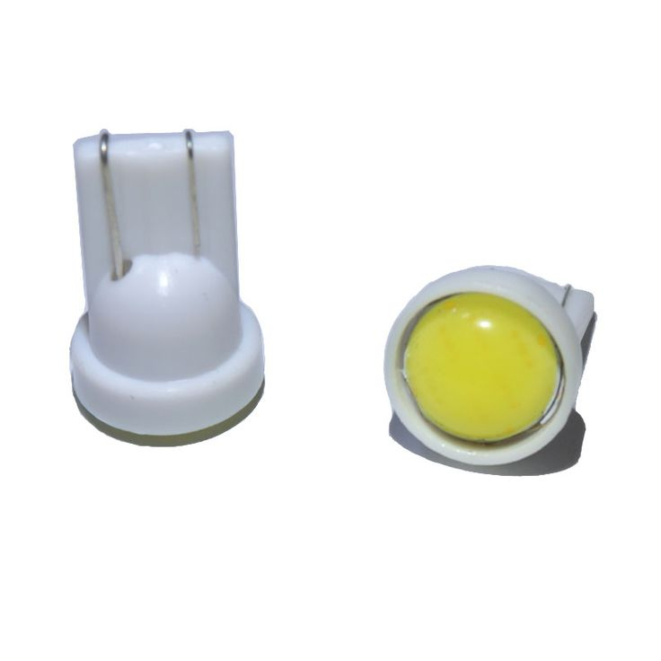 10pcs/lot T10 194 168 W5W 6 LED COB Chip Car Door Light Clearance Lights, Wholesale Car Side Light Bulbs White   T10 194 168 W5W 6 LED COB Chip Car Door Light Clearance Lights, Wholesale Car Side Light Bulbs White Description:  100% Brand new & high quality  Long service life, up to 50,000 hours  Easy to use, low power consumption(less than 10% of standard halogen bulbs)  Apply to: Car Door Light, Clearance Light, Marker Light, Luggage Compartment Light, Dashboard ...    US $2.22…