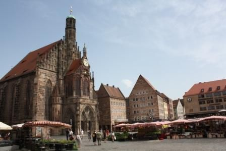 Romina ci fa scoprire #Norimberga con tanti preziosi consigli su come muoversi in città e cosa visitare. #germania
