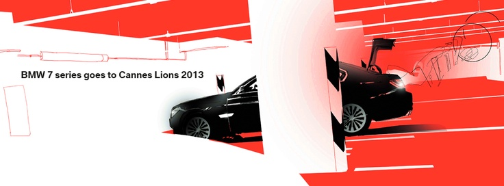 BMW 7 Series goes to Cannes Lions 2013