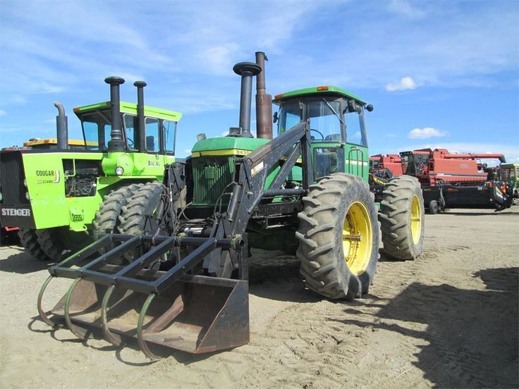 1976 John Deere 8430 Tractors for Sale | Fastline