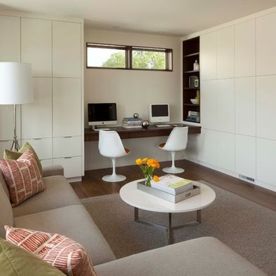 Modern Family Room Built In Cabinets Ideas Bookshelves Des Design, Pictures, Remodel, Decor and Ideas - page 3