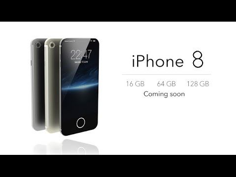 iPhone 8 Leaked Commercial!
