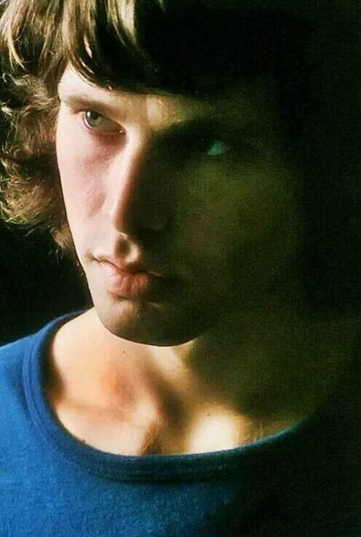 Jim Morrison, The Doors, by Guy Webster