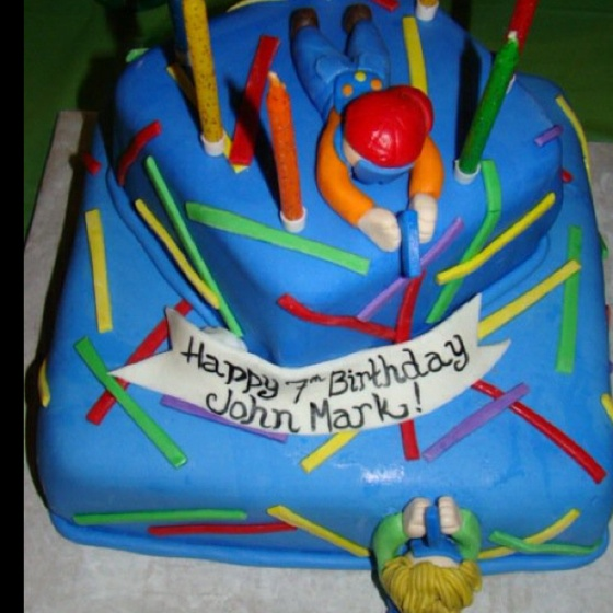 Decorating Ideas > My Sons Laser Tag Birthday Cake!  Laser Tag Birthday  ~ 023636_Cake Decorating Ideas Laser Tag