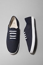 UO Canvas Plimsoll Sneaker  #UrbanOutfitters