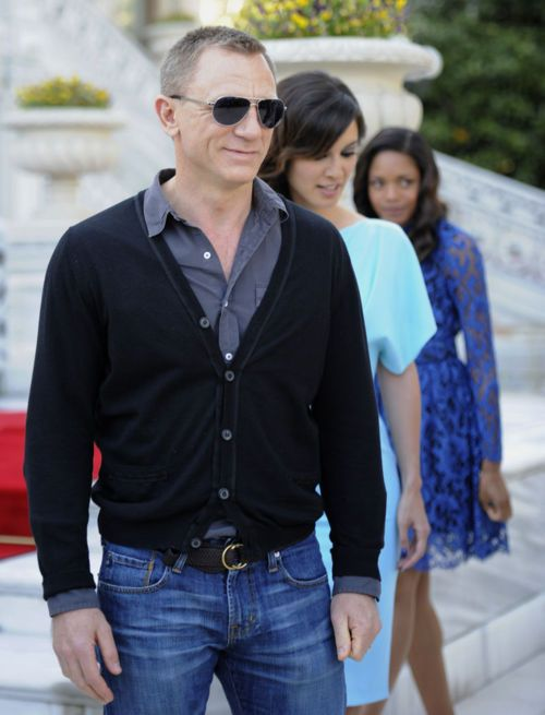Daniel Craig--my body type?