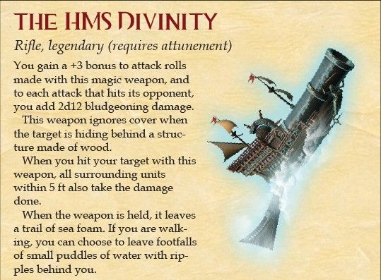 Try These Legendary Weapons Dnd 5e {Mahindra Racing}