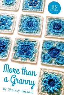 """""""More Than A Granny"""" is a FREE e-book - Shelly Husband, who is the Designer of the 2015 CAL """"Flowers Abound"""""""