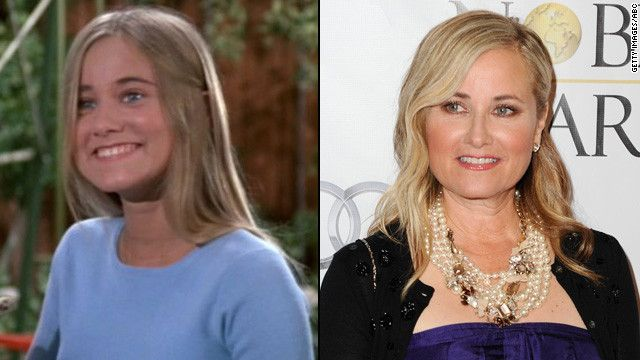 Maureen McCormick,  56, played Marcia Brady.