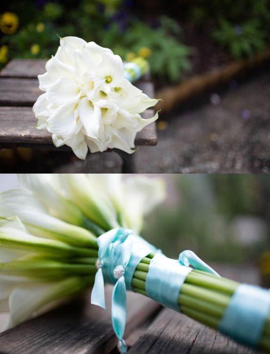 Bouquet di calle Tiffany