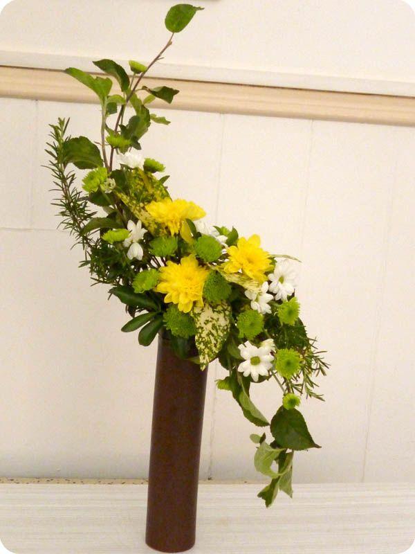 Alfa Img Showing Gt Hogarth Curve Floral Arrangement ...