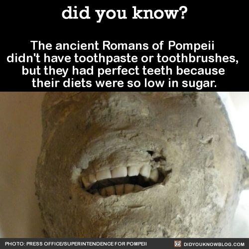Ancients romans of pompeii
