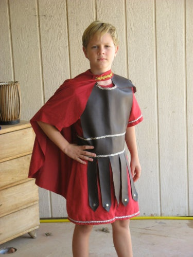 63 best costumes for plays images on pinterest carnivals boys roman soldier centurion costume handmade halloween all saints day solutioingenieria Choice Image