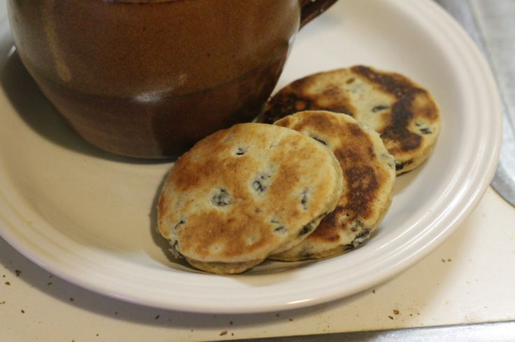 Grandma James's Welsh Cookie Recipe - for St. David's Day (or any day!)