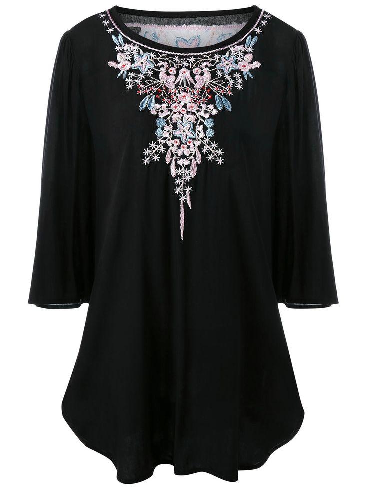 best 25+ plus size dressy tops ideas on pinterest | black dressy
