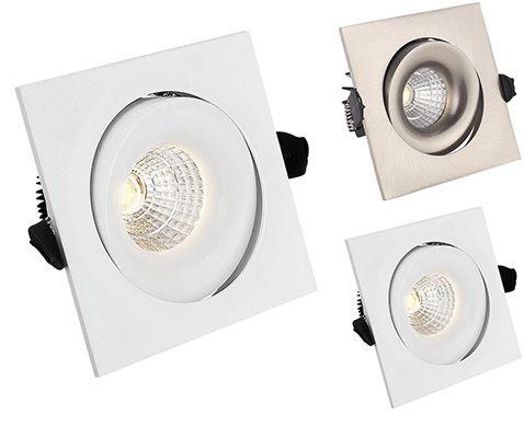 Dimbar lavtbyggende LED-downlight 100% fornøyd garanti, test den hjemme, er du ikke fornøyd dekker vi deres fraktkostnader tur-retur. Innenfor 30 dager.Garanti: 5 års systemgaranti ved bruk av Georgia med elko 315 gle dimmerTiltes: Ja 30grader RA index - CRI: >85Kelvin: 2700KForbruk: 7W Lumen: 545lmSpredning: 36graderLyskilde: 7w Sharp LED, 2700K - CRI>85, 545lmHullmål 83mm Dimmbar driver inkludertSpesielt anbefalt til stue og kjøkken der man ønsker varmt og fint lys som kan dimmes helt...