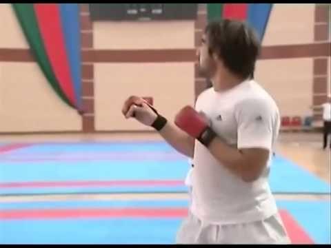 WKF Rafael Aghayev best of 2014 - YouTube