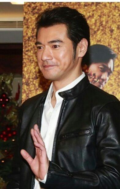 """Takeshi at """" See you tomorrow """" Press conference in Hong Kong"""
