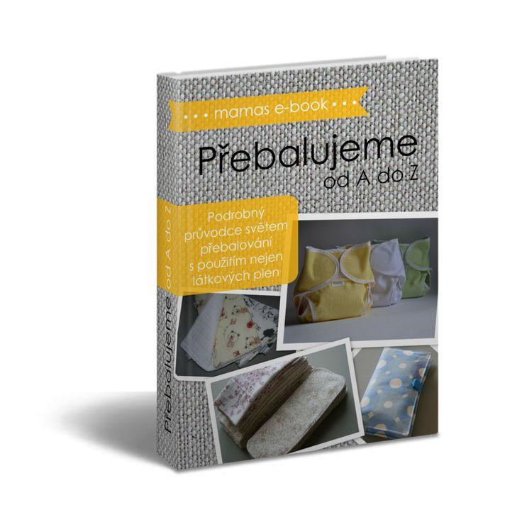 E-book plný rad, postupů a projektů, které vám usnadní čas přebalovaní vašeho miminka. Určen hlavně pro použití látkových plen, ale své si tam jistě najdou i uživatelé papírových plen.