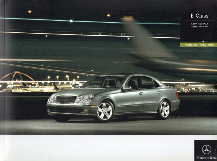 18 best mercedes benz 2005 2007 brochure sales list images for Mercedes benz e class brochure
