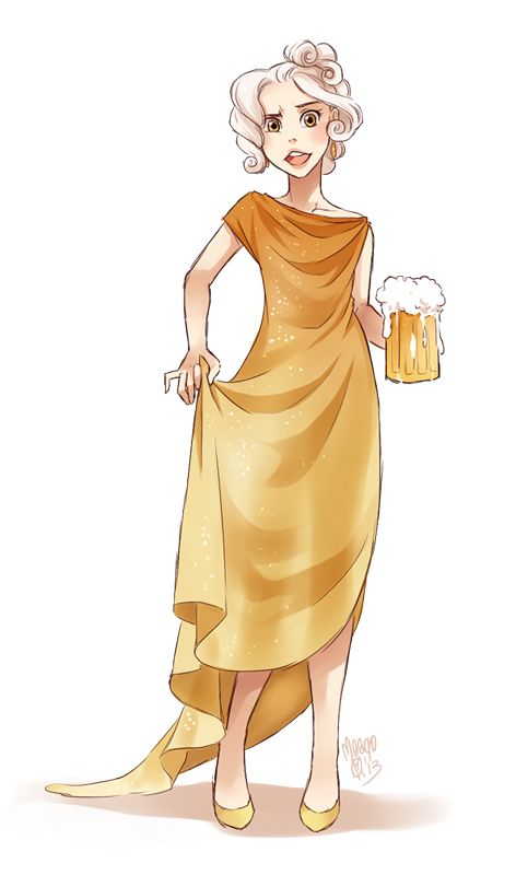 beer fullbody by meago.deviantart.com on @deviantART