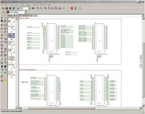 EAGLE PCB Schematic Software
