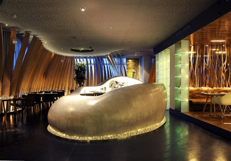 Bar, Fou Zoo, Bratislava, Atelier SAD