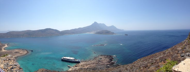 Gramvousa & Balos- Crete