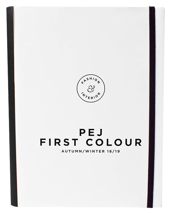 first colour AW 18/19 - pej trend