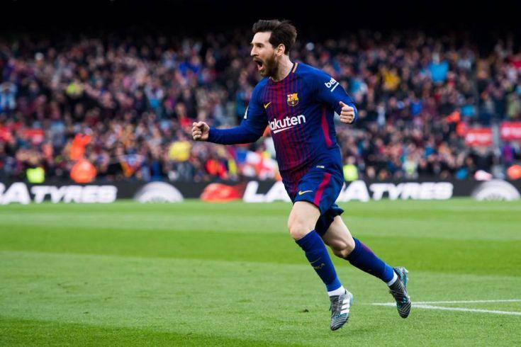 Una brujería de Messi que marcó su gol 600 como profesional decide la Liga española - Publimetro Chile