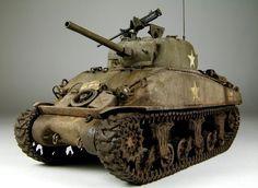 Sherman   1:35 scale