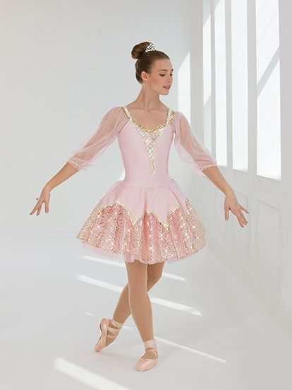 Sleeping Beauty | Revolution Dancewear 2015 Costume Collection