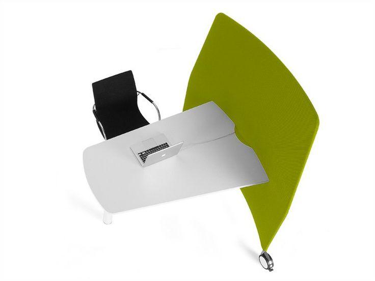 Scrivania operativa MOBI Collezione Mobi by Abstracta | design Andrea Ruggiero