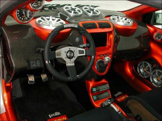 Custom Car Interior Design Carinteriorideablogspot 2012