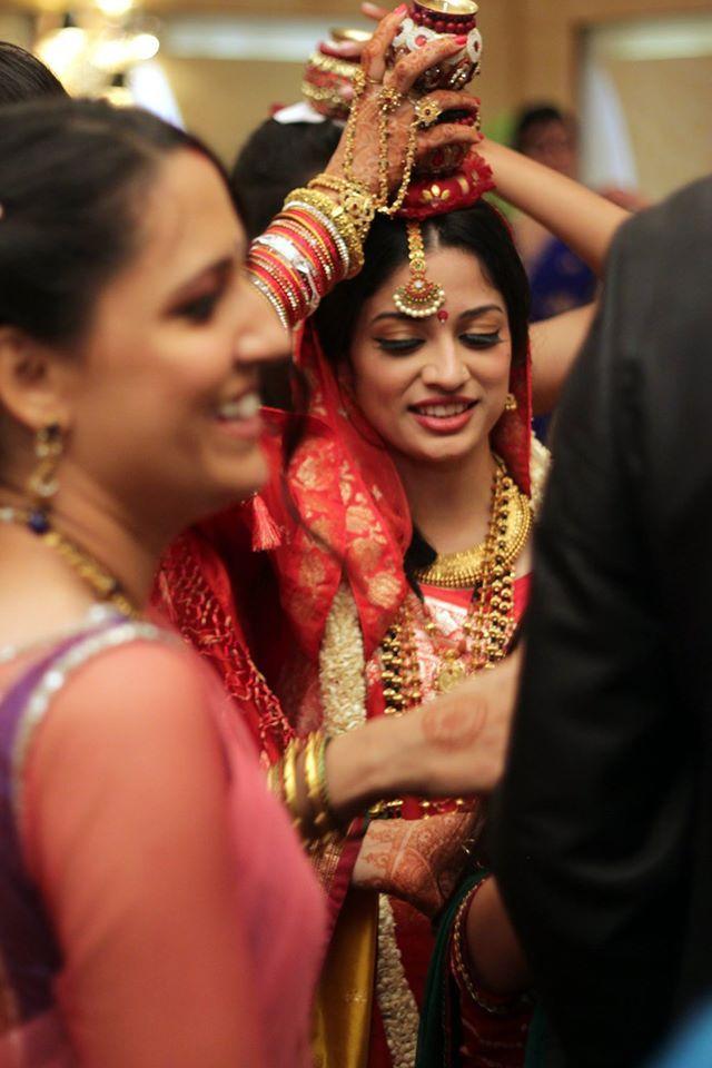 Wedding Photograph of a Coorgy Bride from Karnataka, India. Photographer - Siddharth Devaraj  Facebook page : Sid-art.co www.sid-art.co