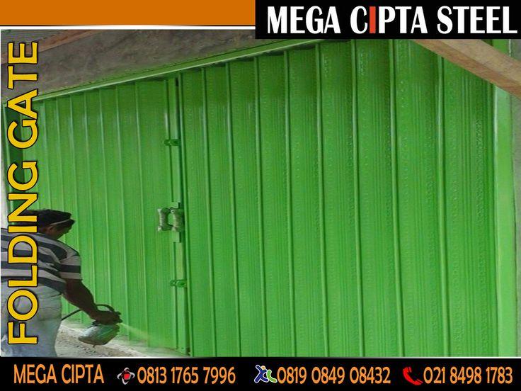 HARGA FOLDING GATE PULO GEBANG UJUNG MENTENG MURAH