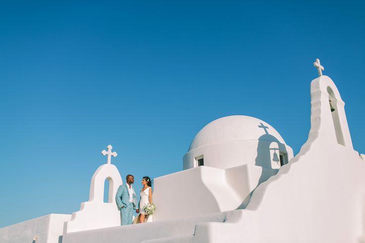 Mykonos Exclusive weddings. Mykonos chapel.