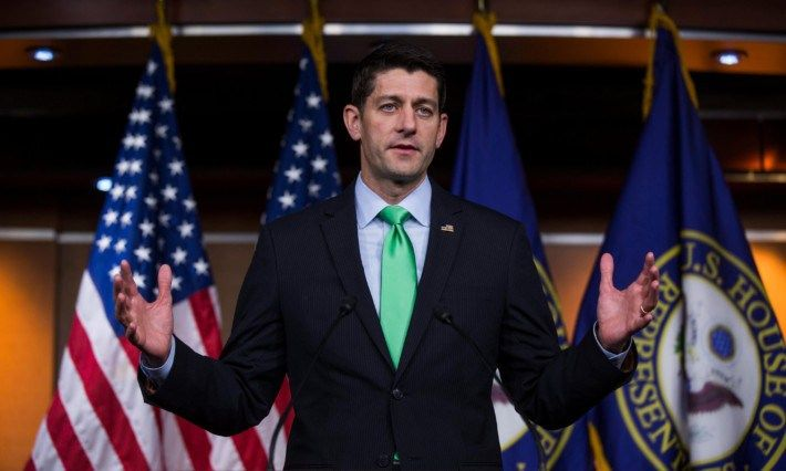 JOIN, OR DIE: PAUL RYAN SIGNALS DESIRE TO PUT PARTY UNITY AHEAD OF TRUMP ANXIETY
