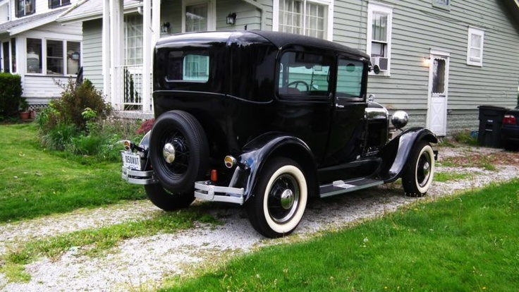 1929 Ford Model A Tudor Sedan Cars Pinterest Ford