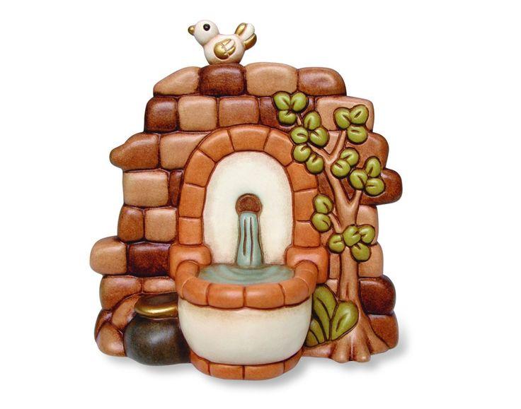 fontana per presepe thun  #presepe