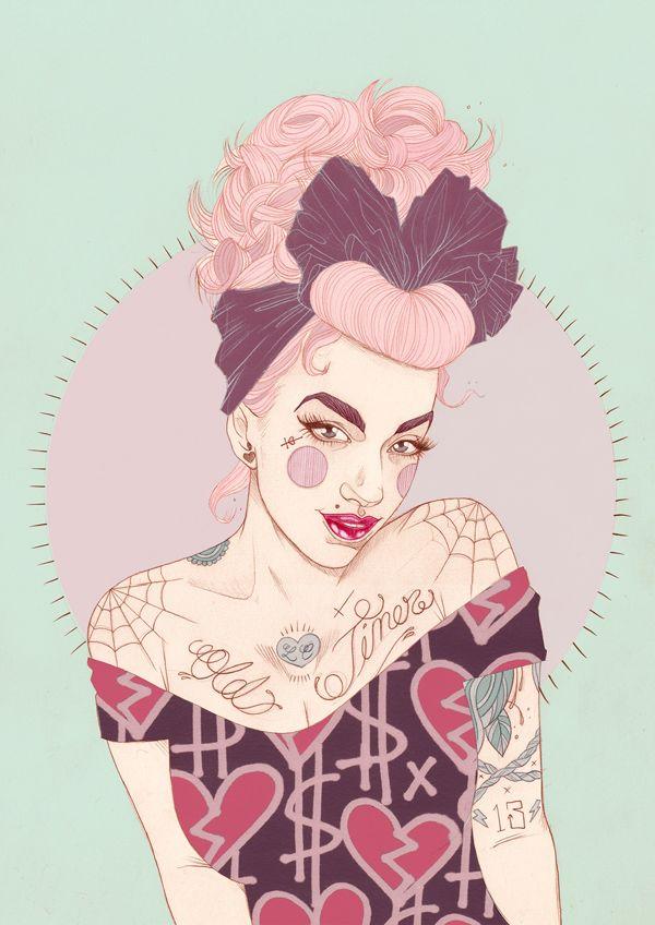 Old Timer - Liz Clements Illustration