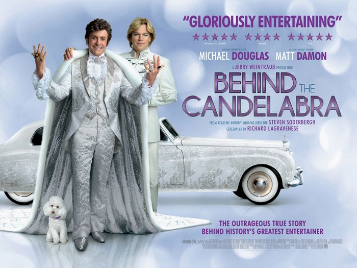 Behind the Candelabra – New Trailer, Poster and Plot Synopsis for the new Liberace Film