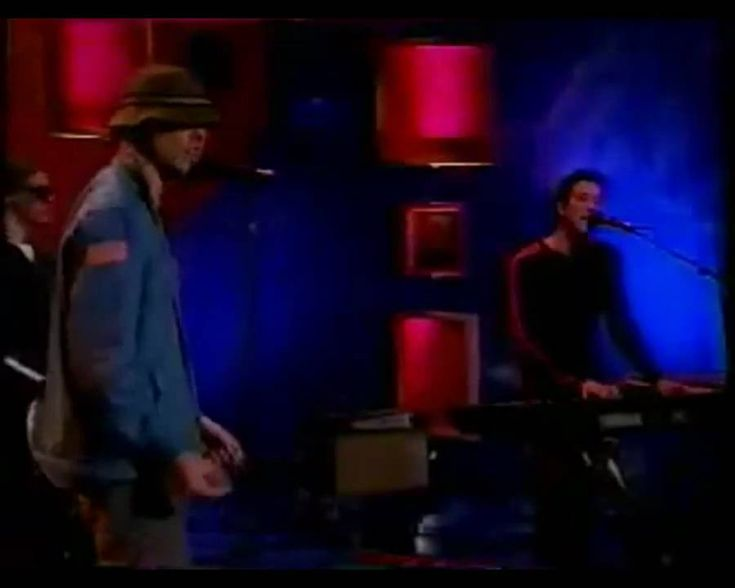 Dreamers disease- The New Radicals - You get what you give - Live