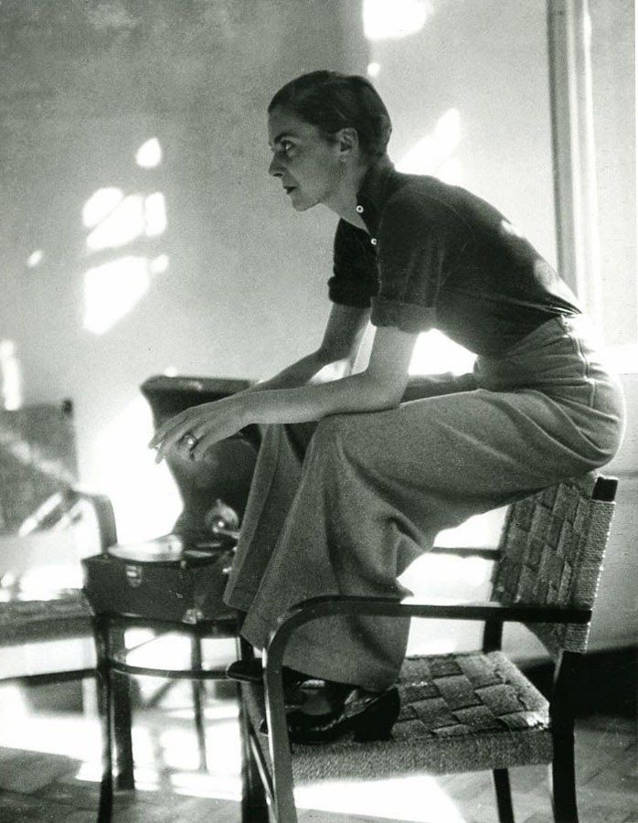 Tomboy Styles from the 1930s