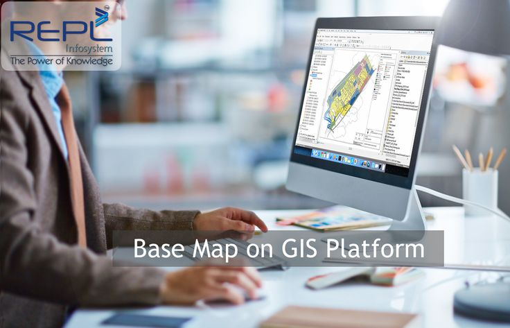 Preparation of Advanced Data Base Map on GIS Platform. http://www.replinfosys.com/gis-enabled-land-data-management.aspx