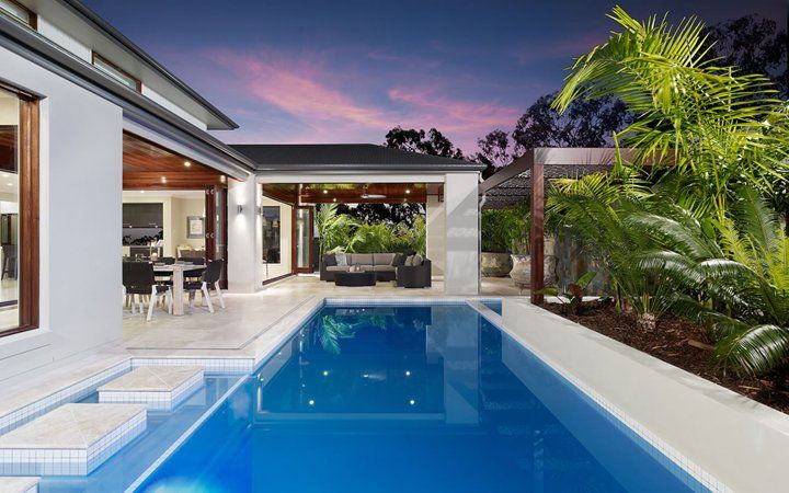 Own another swimming pool