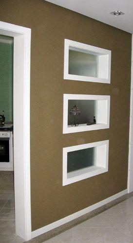 Guarda Para Baño Easy:tipos de divisorias parede de gesso – Pesquisa Google