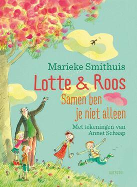 Dit boek staat vol nieuwe (voorlees)verhalen over de zusjes Lotte en Roos en hun buurjongens Lasse en Joppe. Verhalen over kietel-kippenveertjes en een boze imker, heksensoep en fietsendieven, een heldendaad van hond Bullebak en een jong vogeltje dat vliegles krijgt. Maar ook over ruzie hebben en sorry zeggen, en hoe moeilijk dat soms is. (5+)