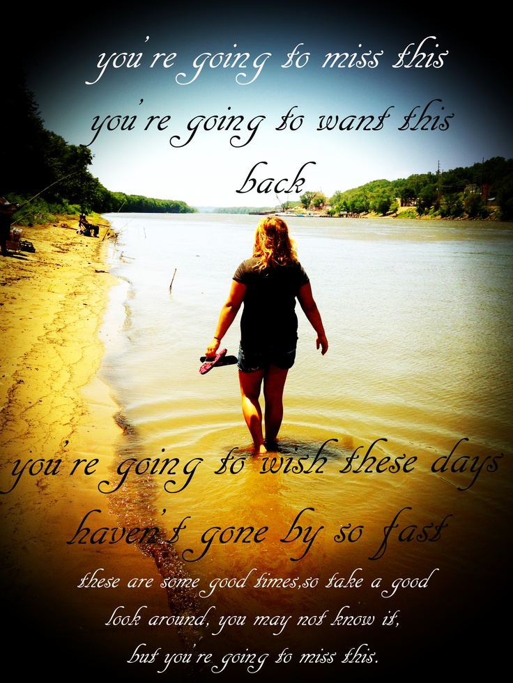 Songtext von Trace Adkins - You're Gonna Miss This Lyrics