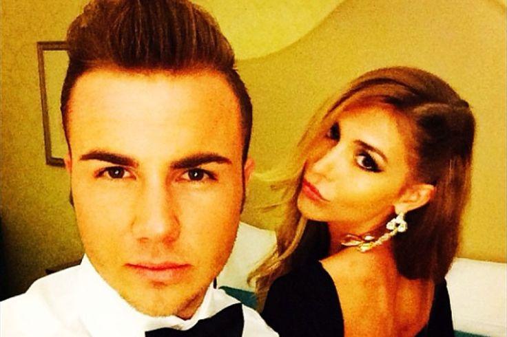 Mario Götze: Freundin probiert Hochzeitskleid anLäuten bei diesem Fußball-Star etwa bald die Hochzeitsglocken? Mario Götze und Freundin